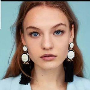 Jewelry - NWT tassel earrings